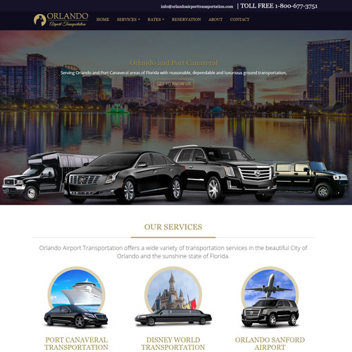 Car Service From Mco To Port Canaveral: Orlando Airport Transportation