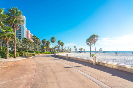 Clearwater Beach Transportation Service