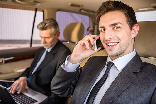 Corporate Limo Transportation Service