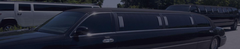Multiple limousines