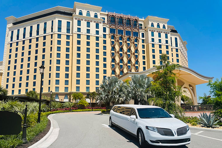 Orlando Hotels and Resorts Transportation and Airport Limo Service