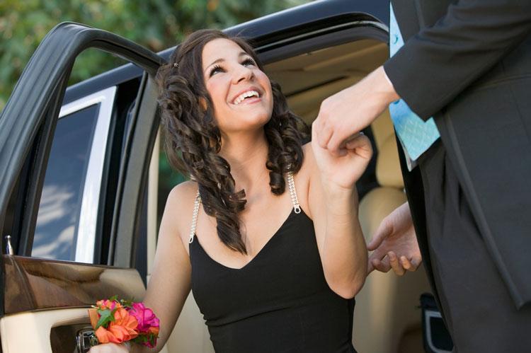 Orlando prom limousine services