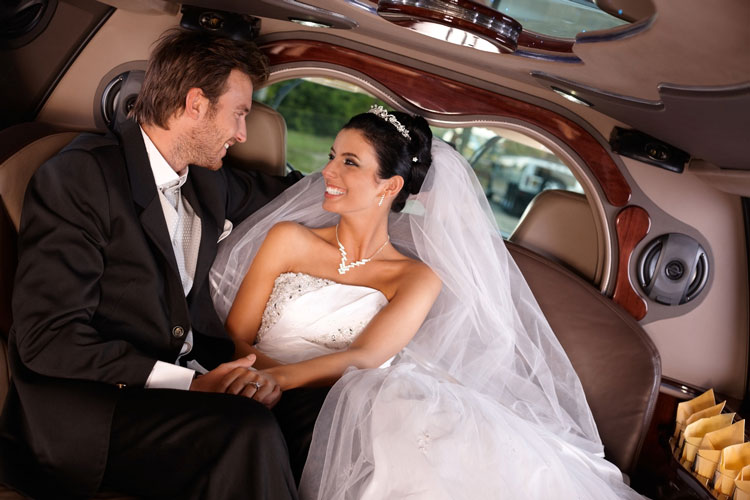 Orlando wedding limousine services