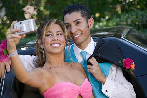 Prom Limo Transportation Service