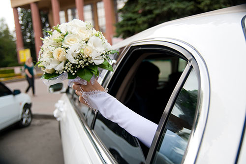 Wedding Limo Transportation Service