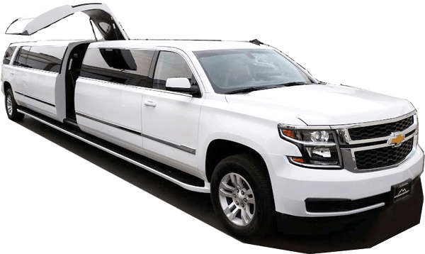 Rates: Chevy Suburban SUV Stretch Limo | Orlando Airport ...
